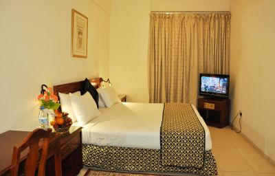 Chambre double (standard) Ramee Guestline Hotel  Apartment 2 Dubai (Dubayy)
