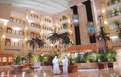 Hotelhalle Al Ain Rotana