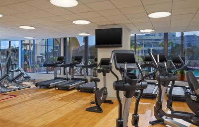 Sala spa/fitness SHERATON TAMPA RIVERWALK HOTEL Tampa (Florida)