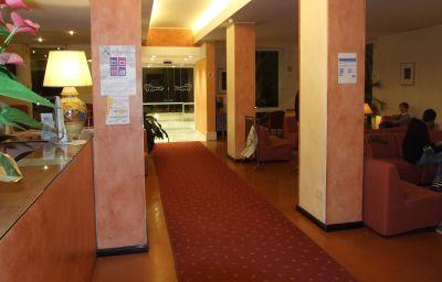 Hall de l'hôtel Coccodrillo