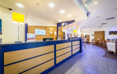 Reception Holiday Inn Express DORTMUND Dortmund (Nordrhein-Westfalen)
