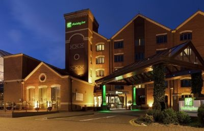 Vista esterna Holiday Inn LINCOLN Lincoln (England)