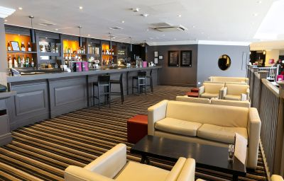 Hotel bar Crowne Plaza MANCHESTER AIRPORT