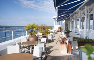 Terrasse Haven Poole (England)