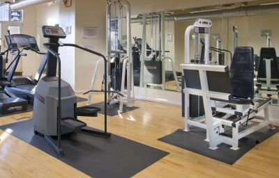Wellness/fitness area Holiday Inn SHEFFIELD
