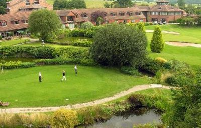 Golf course Golf and Country Club Abbey Hotel Redditch (England)