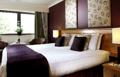 Doubleroom superior Golf and Country Club Abbey Hotel Redditch (England)