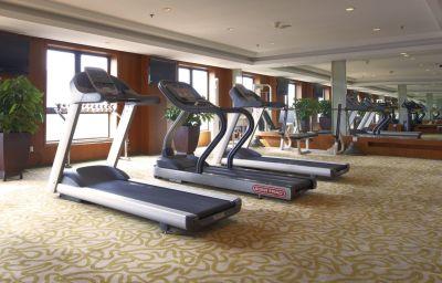 Wellness/fitness Crowne Plaza BEIJING WANGFUJING
