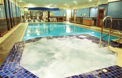 Piscine BEST WESTERN WOODLANDS HOTEL