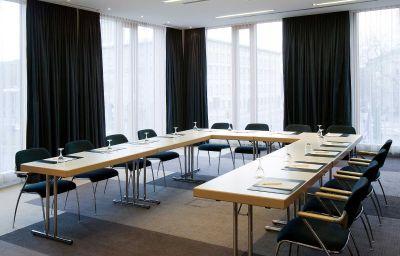 Sala konferencyjna Novotel Karlsruhe City