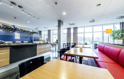 Breakfast room Holiday Inn Express FRANKFURT AIRPORT Mörfelden-Walldorf (Hessen)