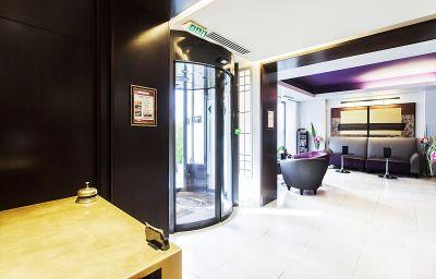 Vestíbulo del hotel Hôtel Pavillon de Paris