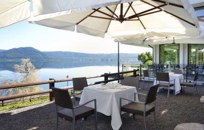 Sala colazione Sans Soucis & SPA Relais