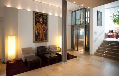 Lobby Mercure Hotel Aachen am Dom