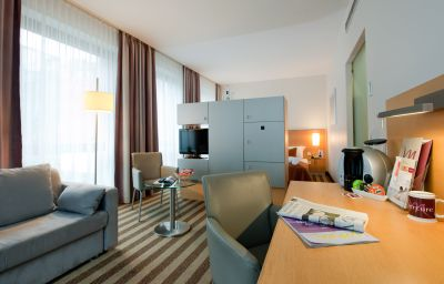 Comfort room Mercure Hotel Aachen am Dom