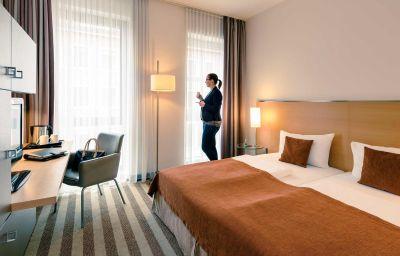 Standard room Mercure Hotel Aachen am Dom