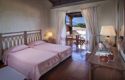 Pokój z widokiem na morze Due Lune Resort Golf & SPA