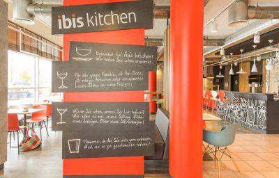 Restaurant/salle de petit-déjeuner ibis Muenchen Messe