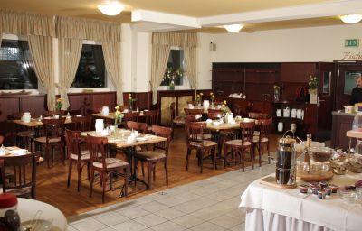 Salle du petit-déjeuner Europarc