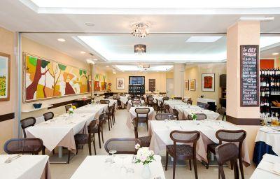 Restaurant Best Western Blu Hotel Roma