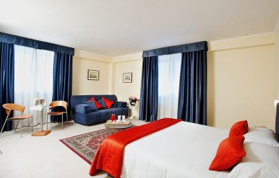 Chambre Best Western Blu Hotel Roma