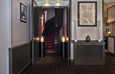 Hotel interior Best Western Elysees Paris Monceau
