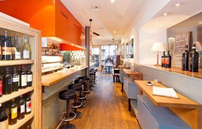 Bar de l'hôtel Seehof