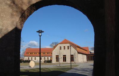 Außenansicht Kloster Helfta