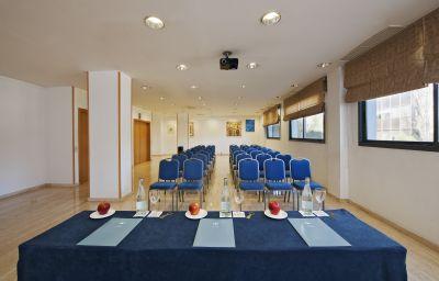 Sala per seminari Eurostars Barbera Parc