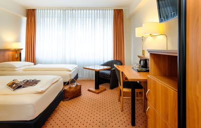 Habitación doble (estándar) Mercure Hotel Muenchen Altstadt