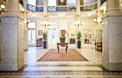 Hall de l'hôtel MENGER HOTEL