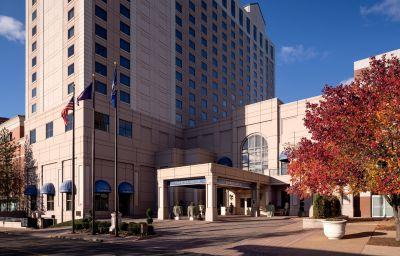 Widok zewnętrzny The Ritz-Carlton Pentagon City