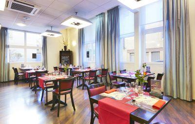 Restaurant/breakfast room Kyriad Metz Centre