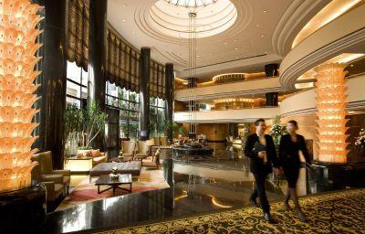 Lobby InterContinental JAKARTA MIDPLAZA