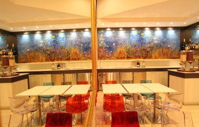 Sala colazione Demo'