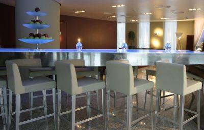 Bar de l'hôtel Park Plaza Nottingham