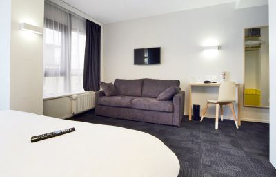 Double room (standard) Kyriad Brest Centre