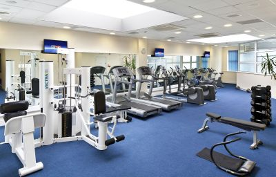 Fitness room Ambassador Hotel and Health Club Cork Cork