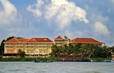 Vista esterna VICTORIA CHAU DOC HOTEL