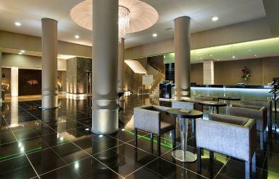 Bar de l'hôtel Congo Palace Hotel