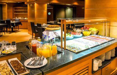 Bufet de desayuno Barcelona Universal