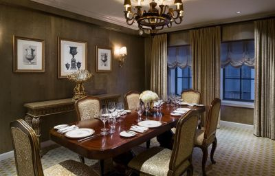 Room D.C. The St. Regis Washington