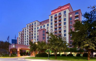 Vue extérieure SHERATON DALLAS SUITES Dallas (Northeast, Texas)