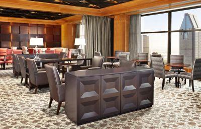 Hotel bar Le Centre Sheraton Montreal Hotel
