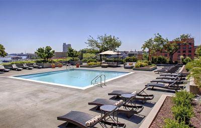 Schwimmbad Hyatt Regency Baltimore