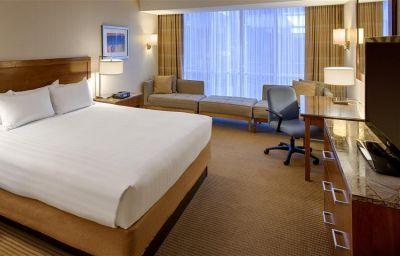 Zimmer Hyatt Regency Baltimore