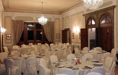 Sala de banquetes Villa Marcello Giustinian
