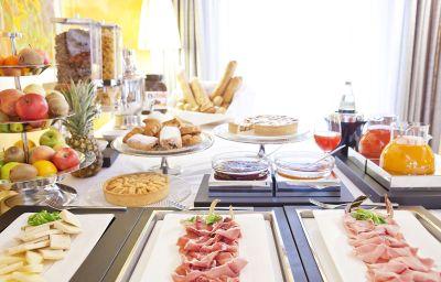 Frühstücks-Buffet Ai Gelsi Hotel Ristorante