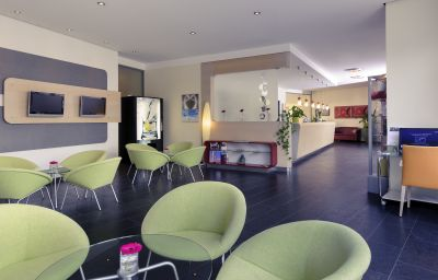 Hall de l'hôtel Mercure Hotel Frankfurt Airport Neu Isenburg