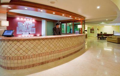 Vestíbulo del hotel Zocalo Central